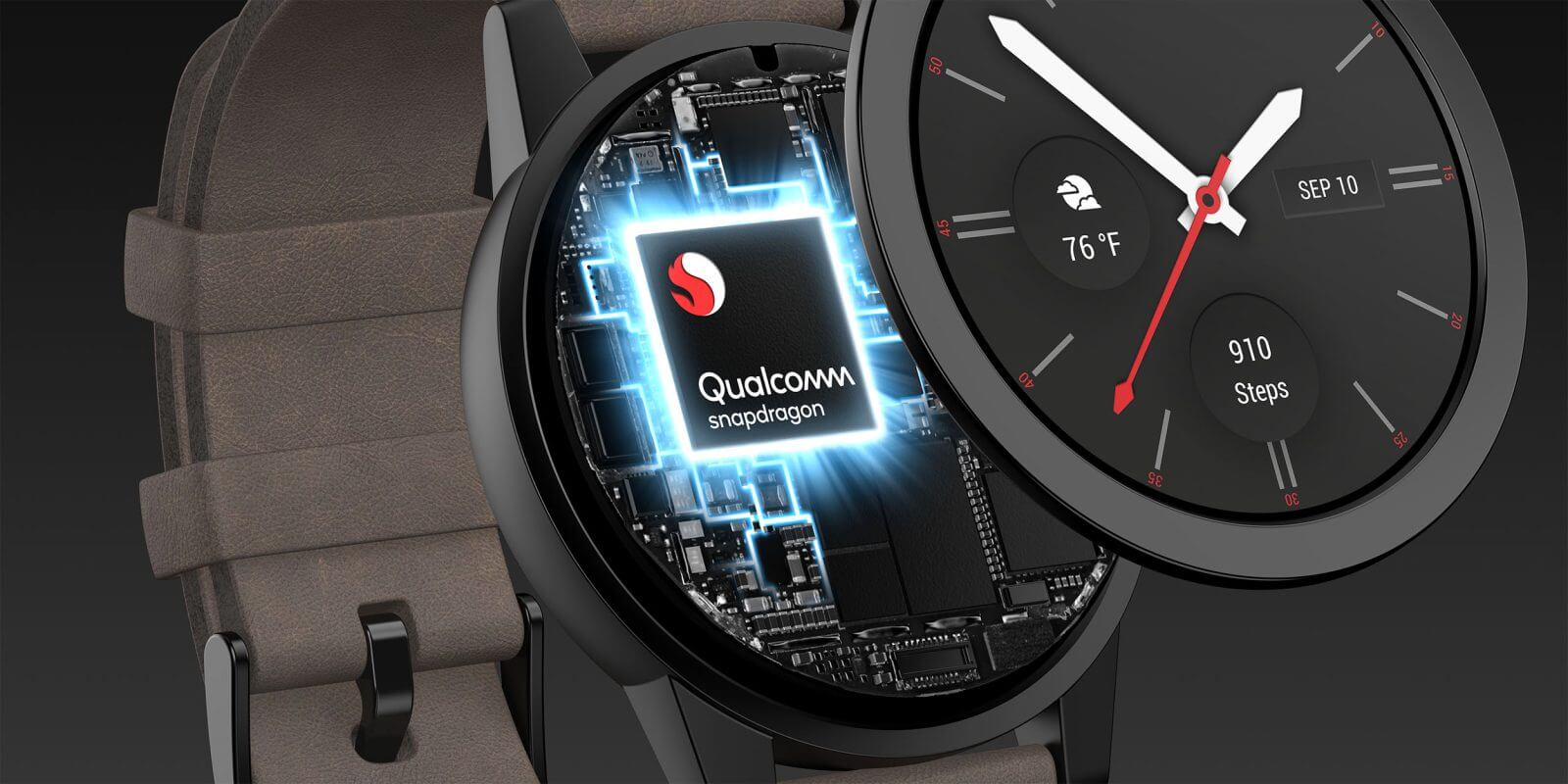 Qualcomm snapdragon wear cover 2