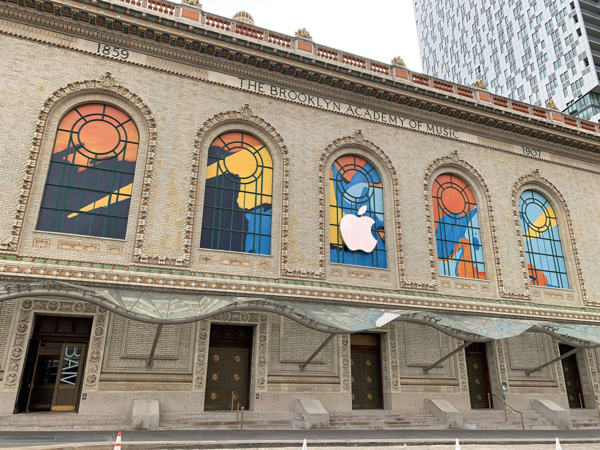 the brooklyn academy of music apple - Apple guarda novidades para iPad e Mac no próximo dia 30
