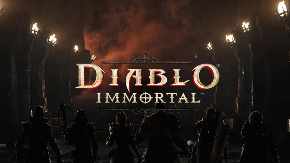 Diablo Immortal Hero