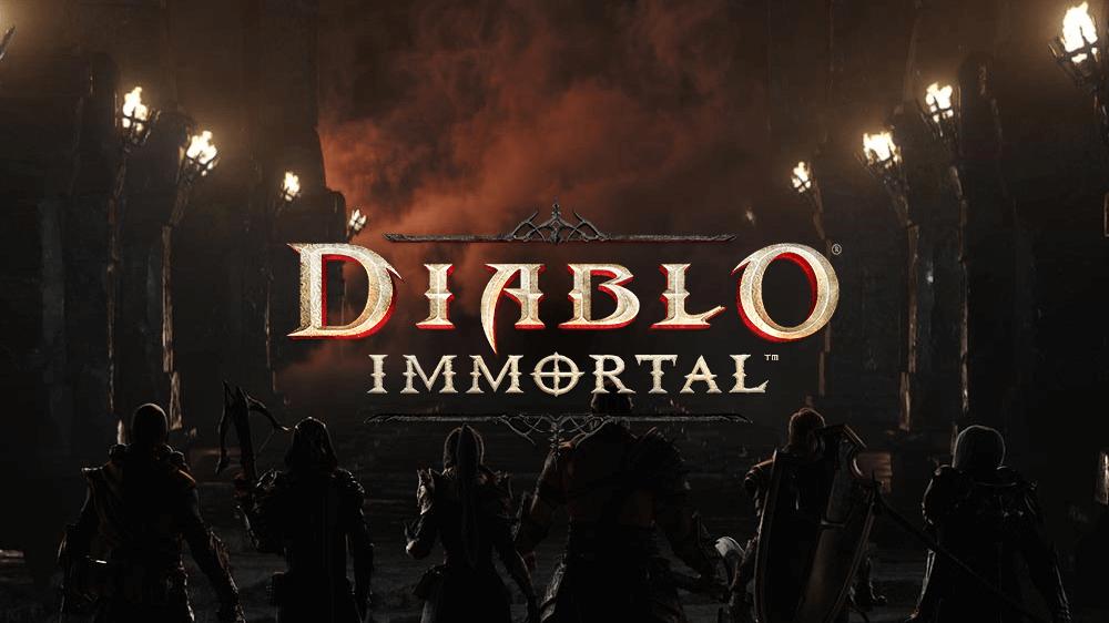 Diablo immortal hero