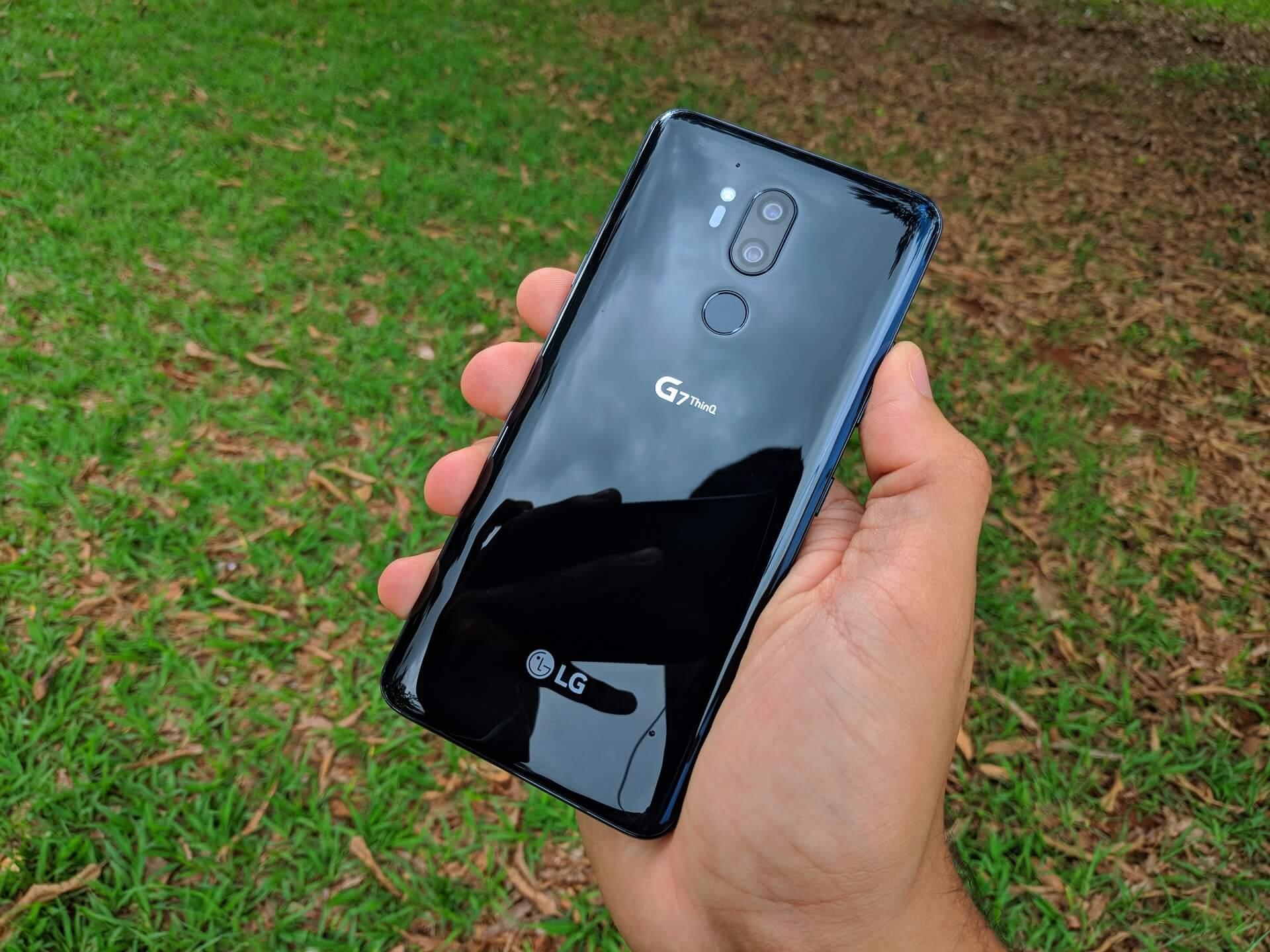 IMG 20181101 120657 - REVIEW: LG G7 ThinQ, um smartphone racional e de ótimo custo-benefício