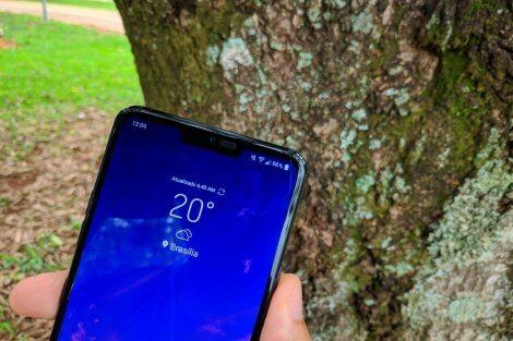 IMG 20181101 120941 470x313 - REVIEW: LG G7 ThinQ, um smartphone racional e de ótimo custo-benefício