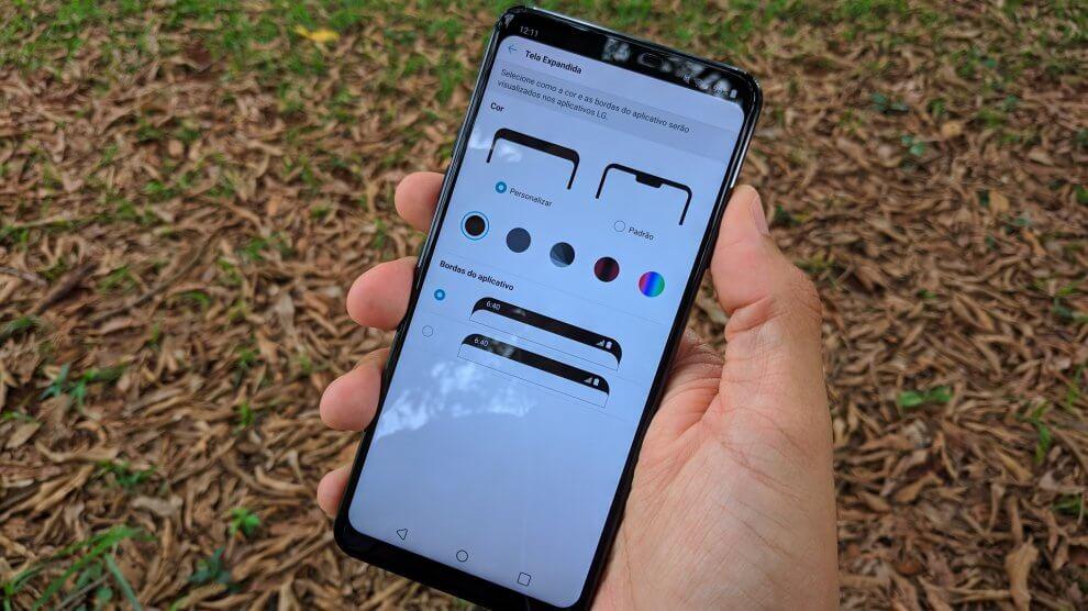 IMG 20181101 121136 1 990x556 - REVIEW: LG G7 ThinQ, um smartphone racional e de ótimo custo-benefício