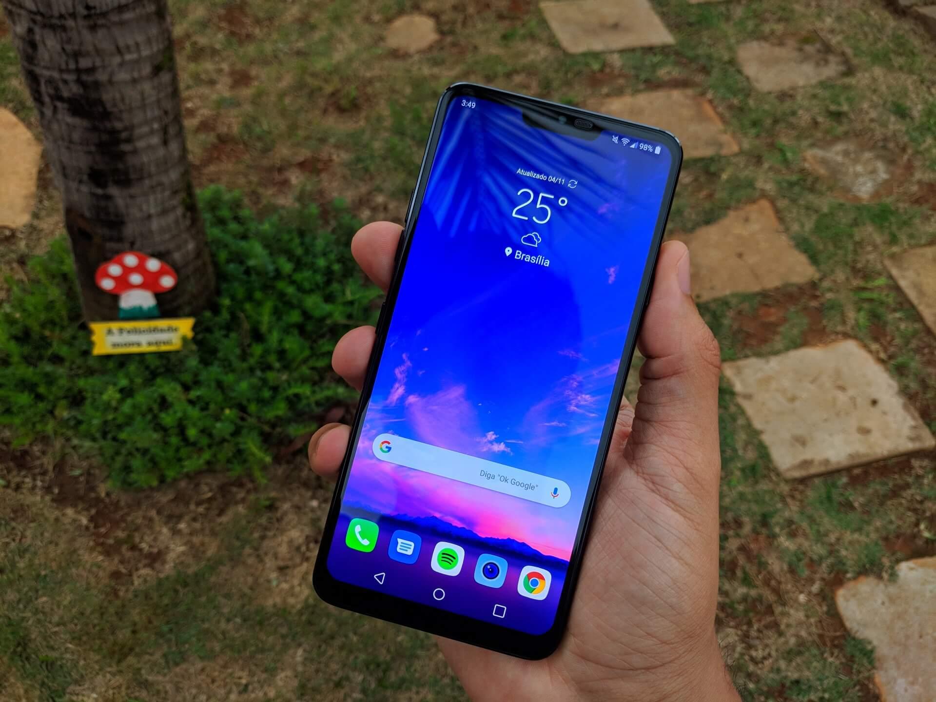 IMG 20181107 164906 - REVIEW: LG G7 ThinQ, um smartphone racional e de ótimo custo-benefício