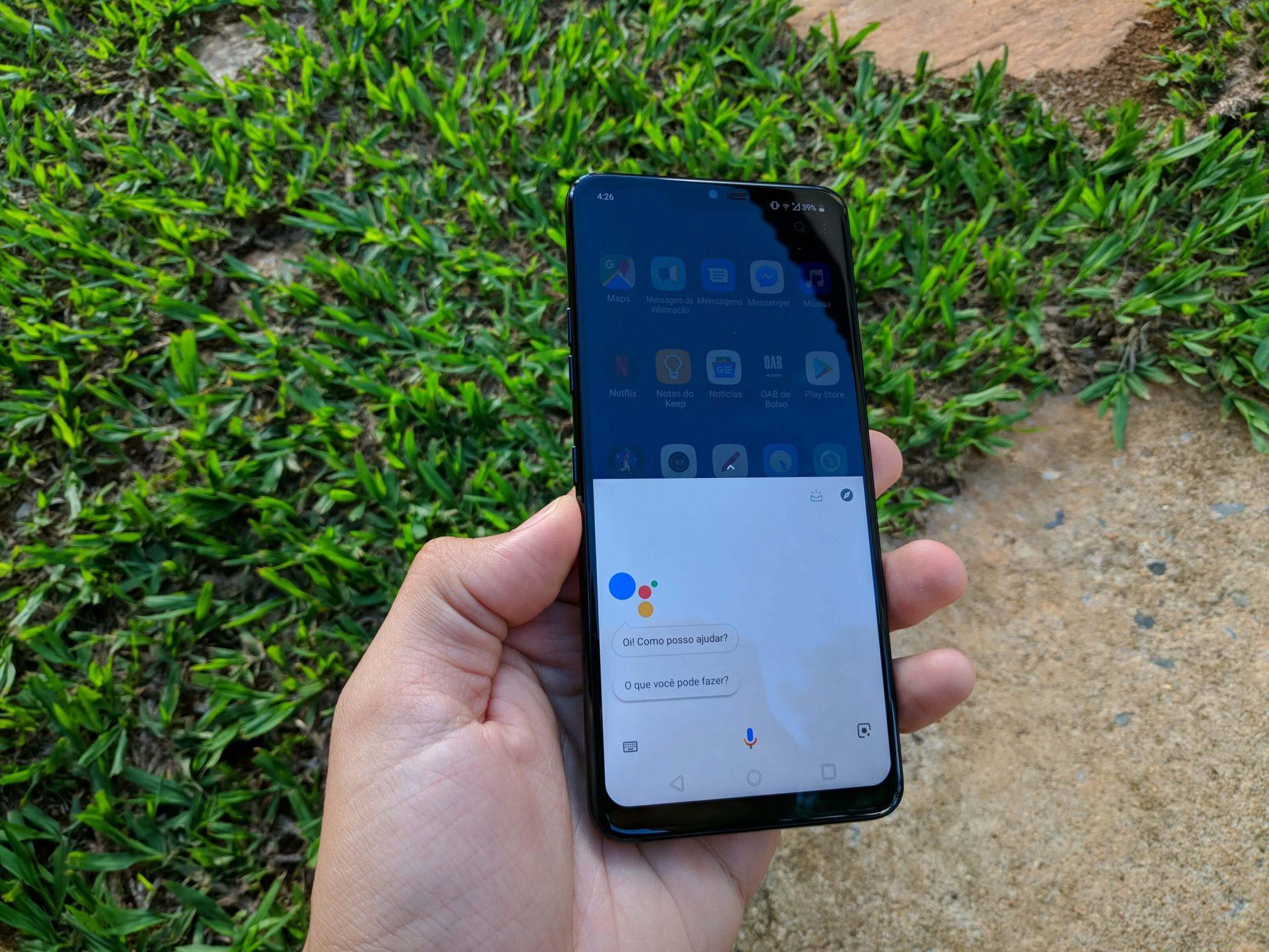 IMG 20181111 172637 - REVIEW: LG G7 ThinQ, um smartphone racional e de ótimo custo-benefício