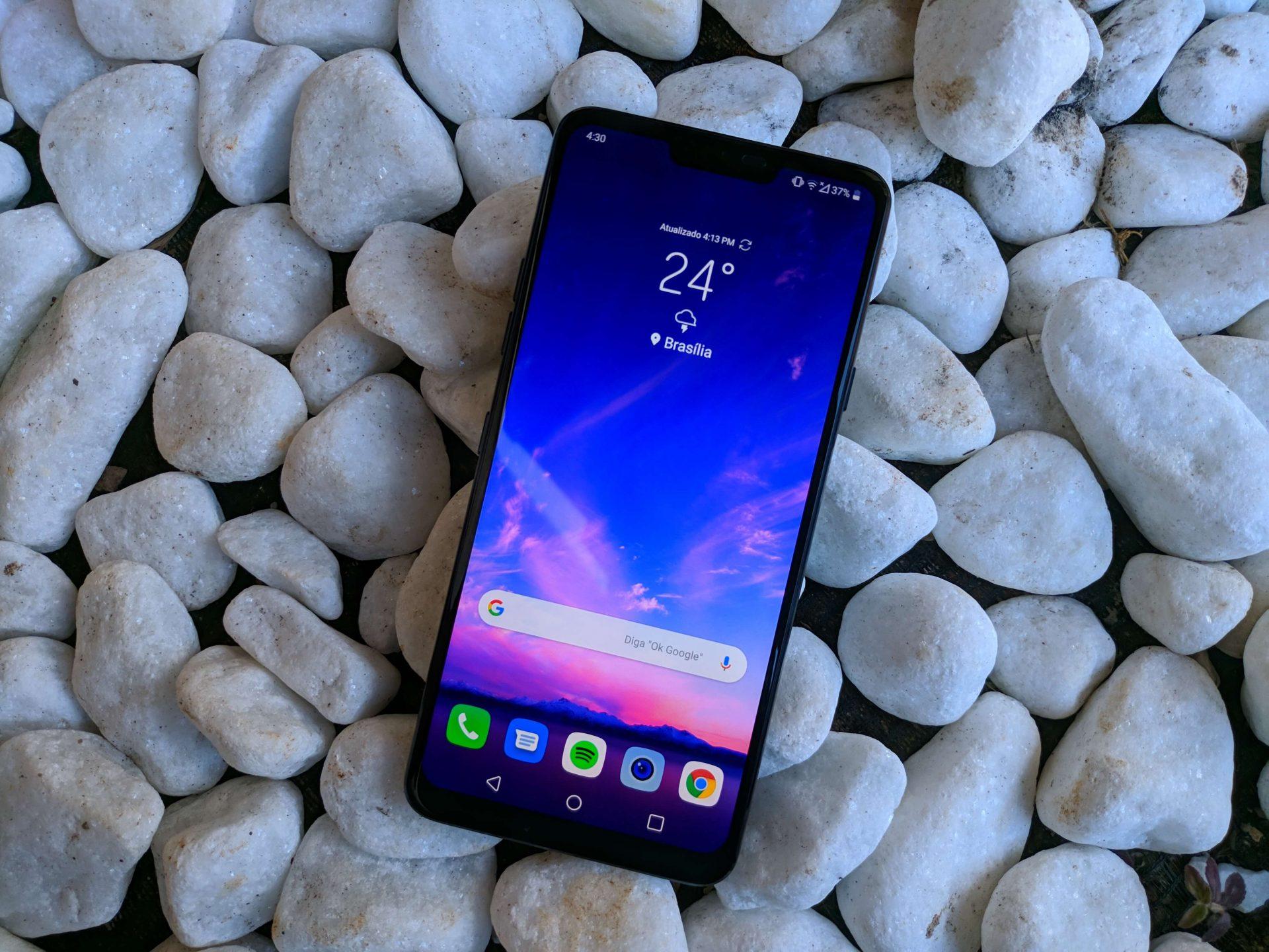 IMG 20181111 173035 - REVIEW: LG G7 ThinQ, um smartphone racional e de ótimo custo-benefício