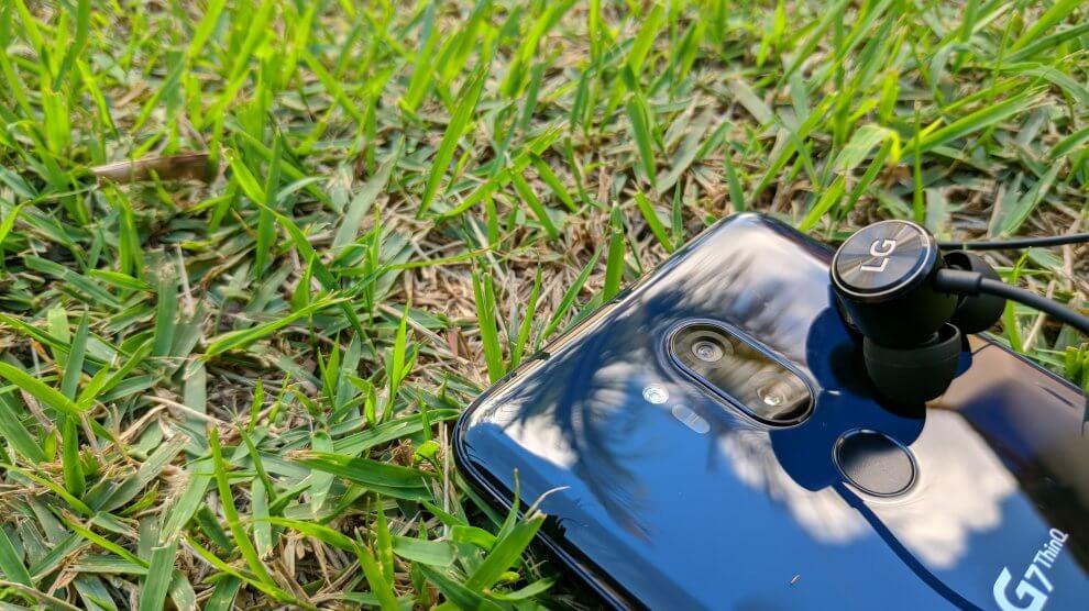 IMG 20181111 174900 990x556 - REVIEW: LG G7 ThinQ, um smartphone racional e de ótimo custo-benefício