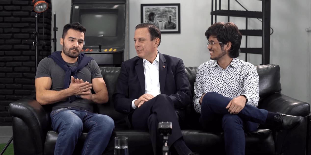 João Doria no Teste do Sofá - Os digital influencers da política brasileira e como eles ganharam eleições