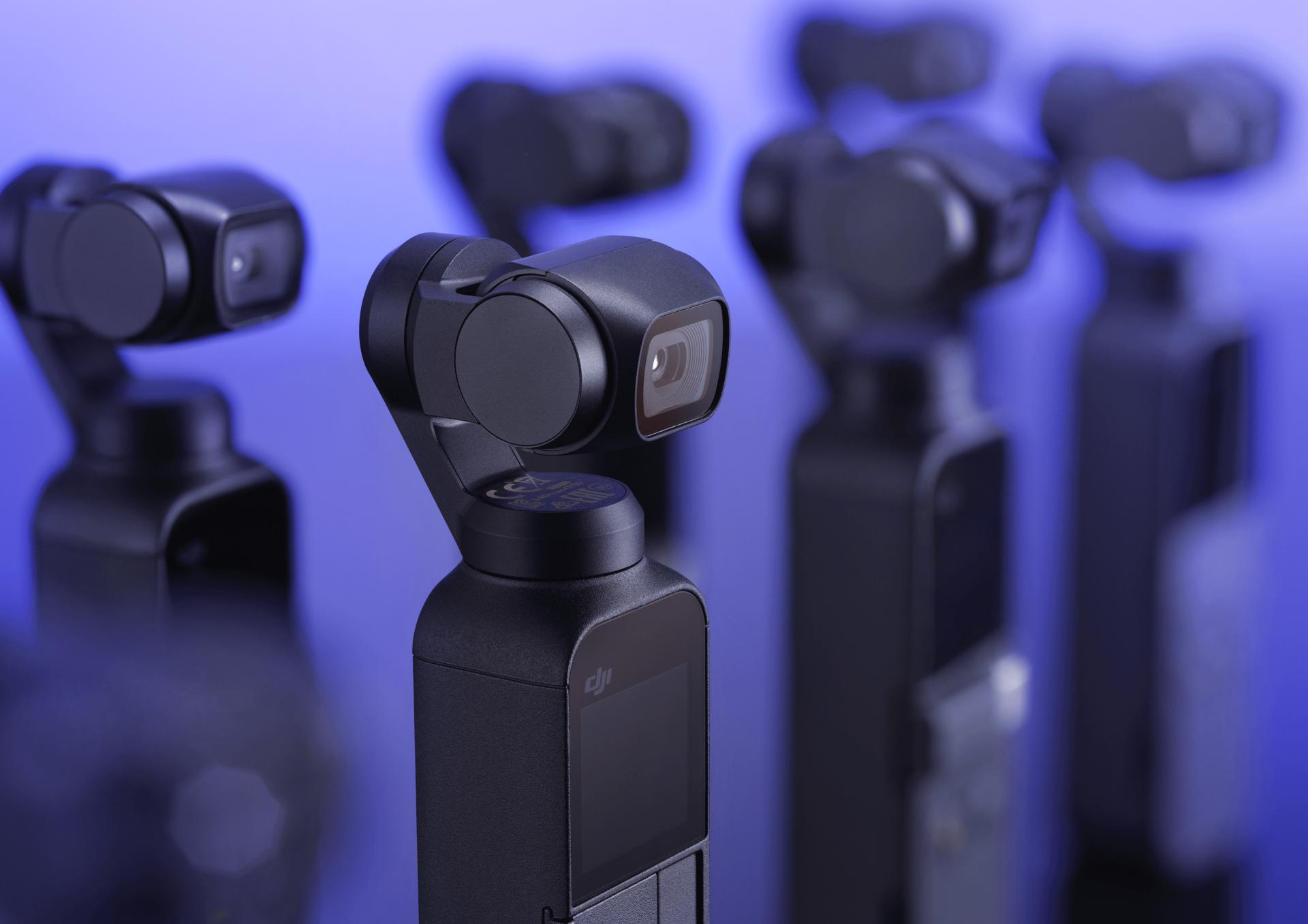 Osmo pocket heroshot 5 purple - DJI surpreende com Osmo Pocket, uma câmera de bolso