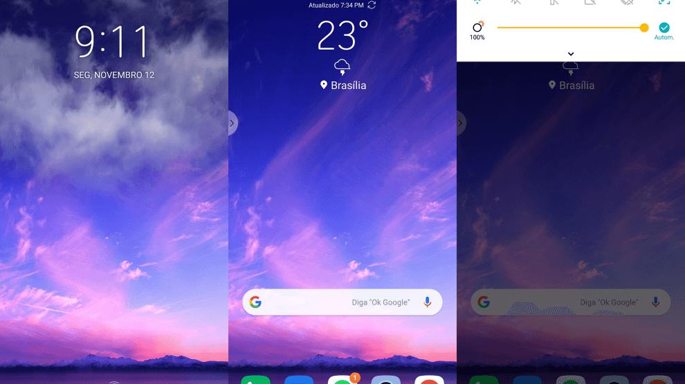 Screenshot 2018 11 12 21 11 10 990x556 - REVIEW: LG G7 ThinQ, um smartphone racional e de ótimo custo-benefício