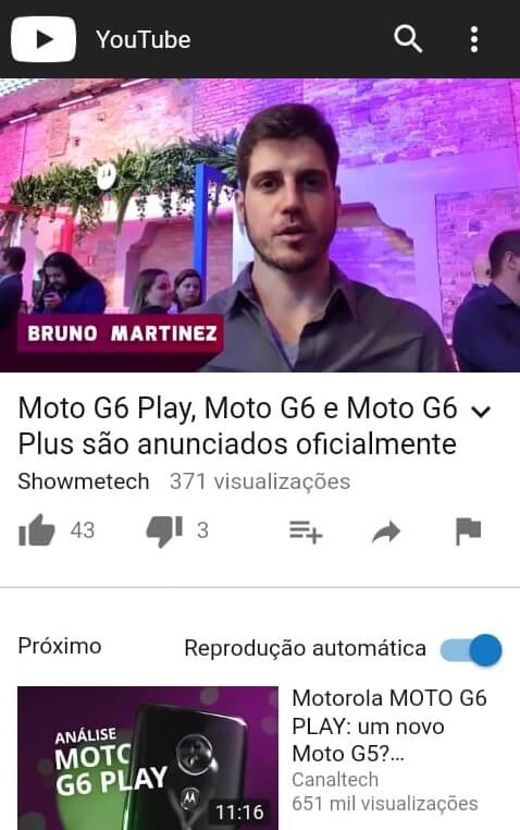 WhatsApp Image 2018 11 11 at 00.05.33 - WhatsApp: como postar vídeos do YouTube no Status