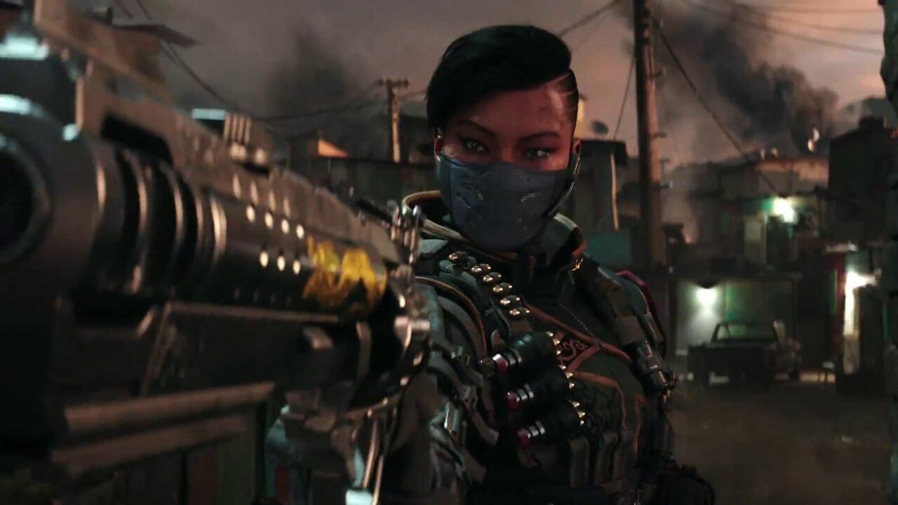 call of duty black ops 4 launch gameplay trailer tgsh - Review: Call of Duty Black Ops 4 é ação e adrenalina na dose certa