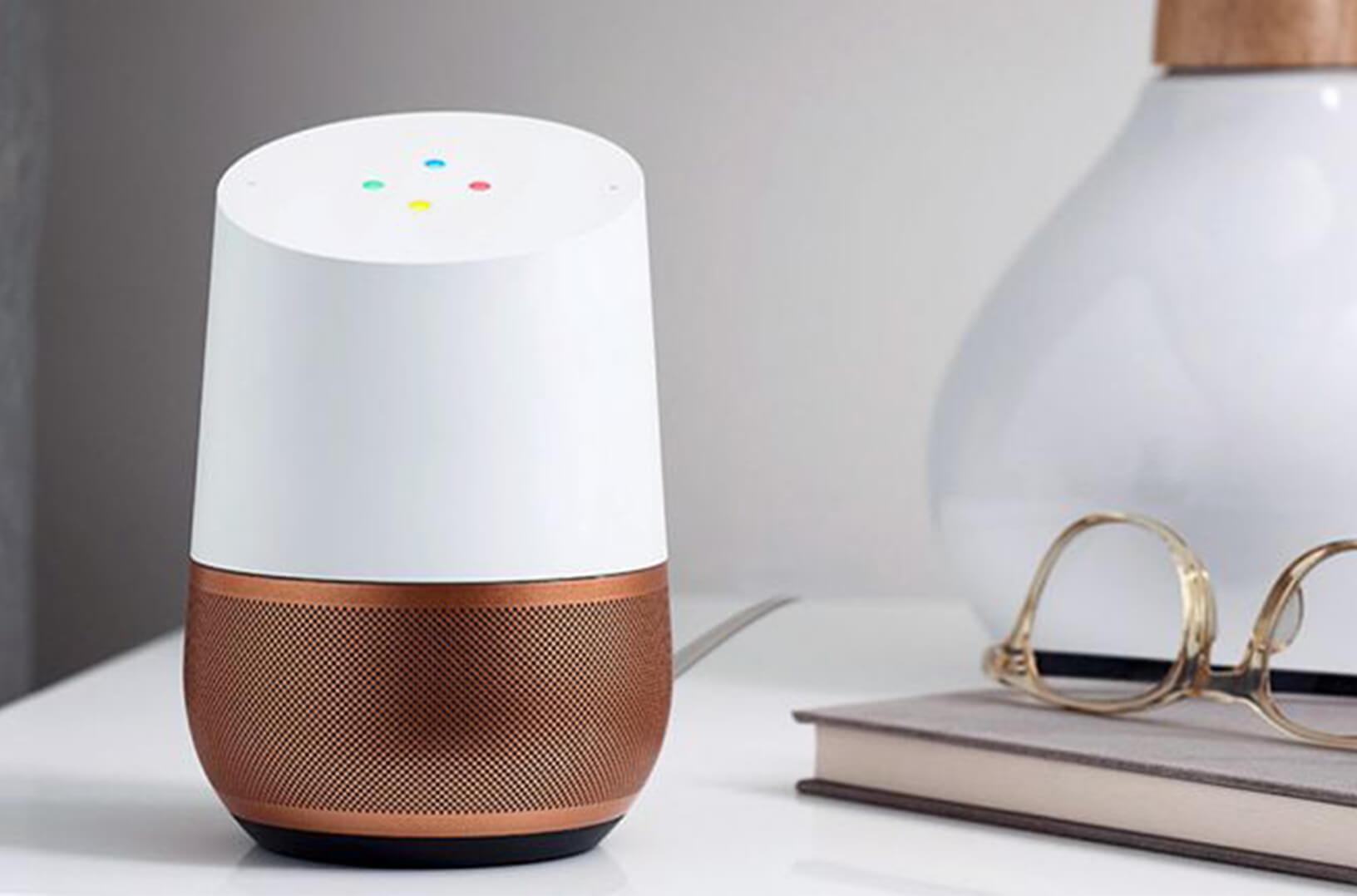 gogle - Google Home começa a receber suporte para o português