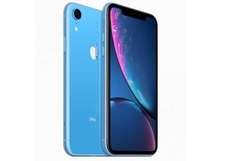 iPhone XR blue back 09122018 carousel.jpg.large  720x518 - Iphones XR, XS, XS Max e Apple Watch Series 4 chegam ao Brasil