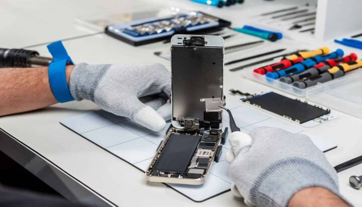 Reparo do iPhone pode chegar a até $599 dólares