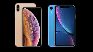 iphone xr xs max