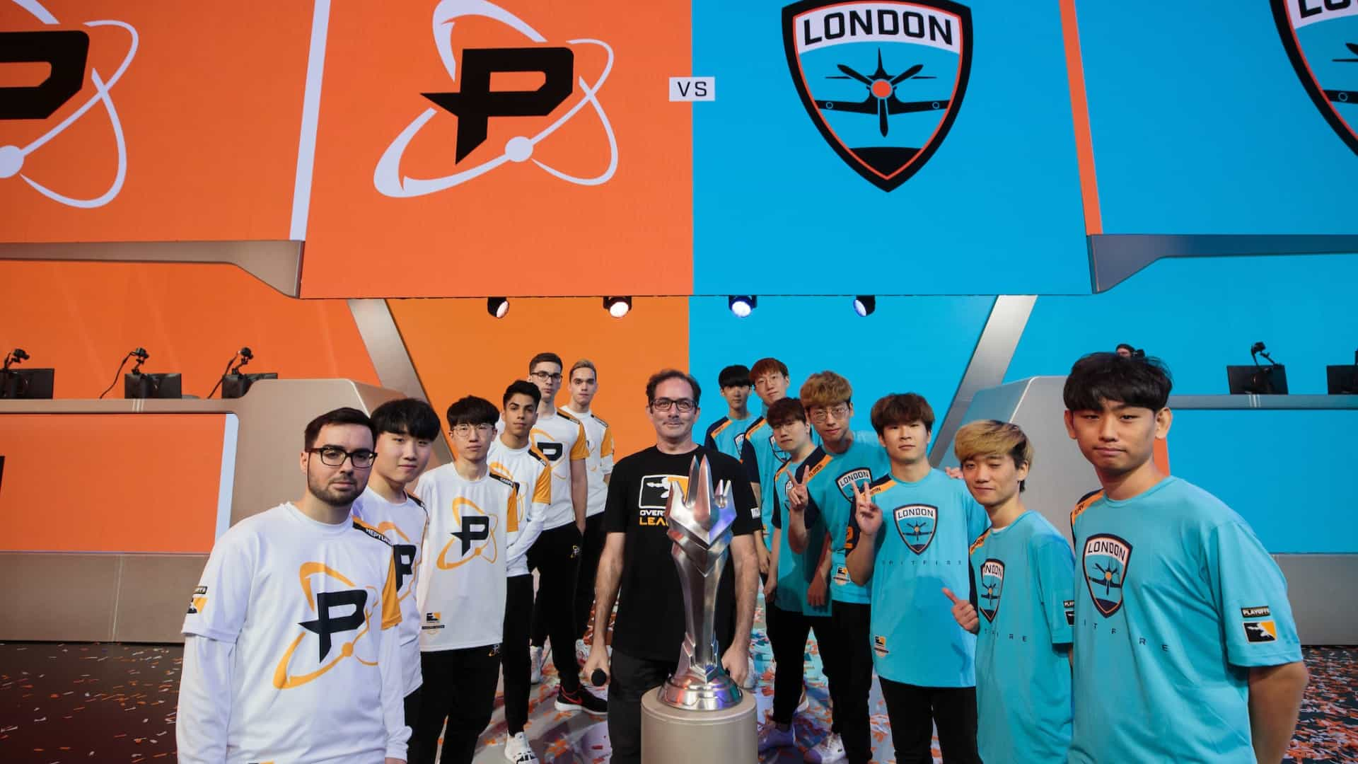 london spitfire philadelphia fusion reach overwatch league grand final 2 - eSports: Aprenda a se tornar um gamer profissional