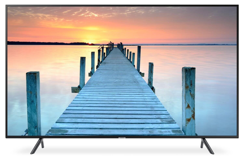 Review: smart tv 4k samsung nu7100 oferece muito sem cobrar caro
