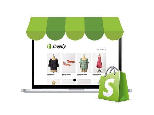 Loja Virtual Shopify