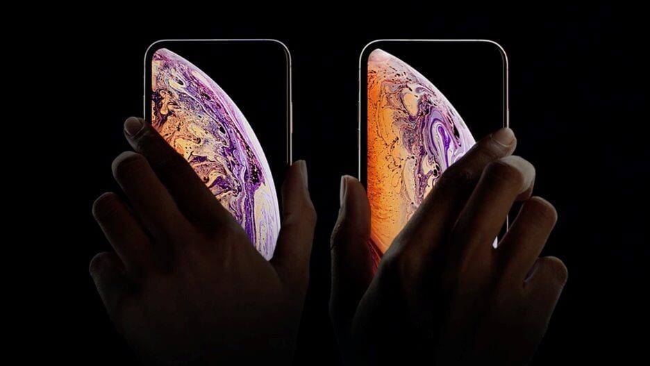 Thong so va cau hinh chi tiet hai mau dien thoai moi nhat cua apple iphone xs va iphone xs max 0
