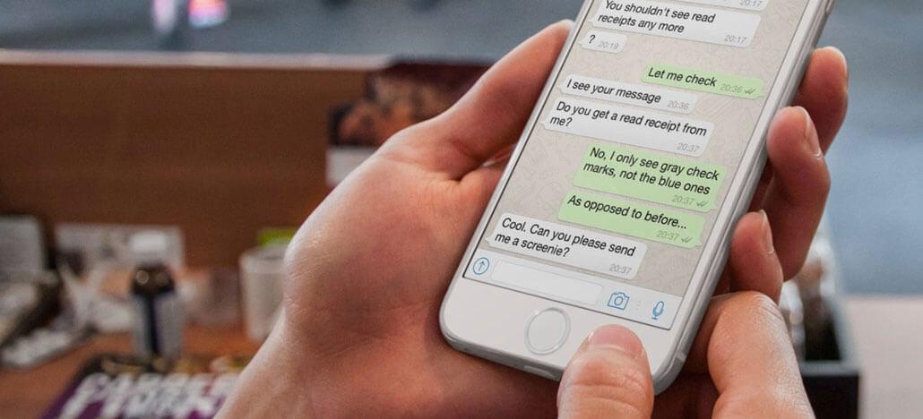 Whatsapp iphone chamada mc