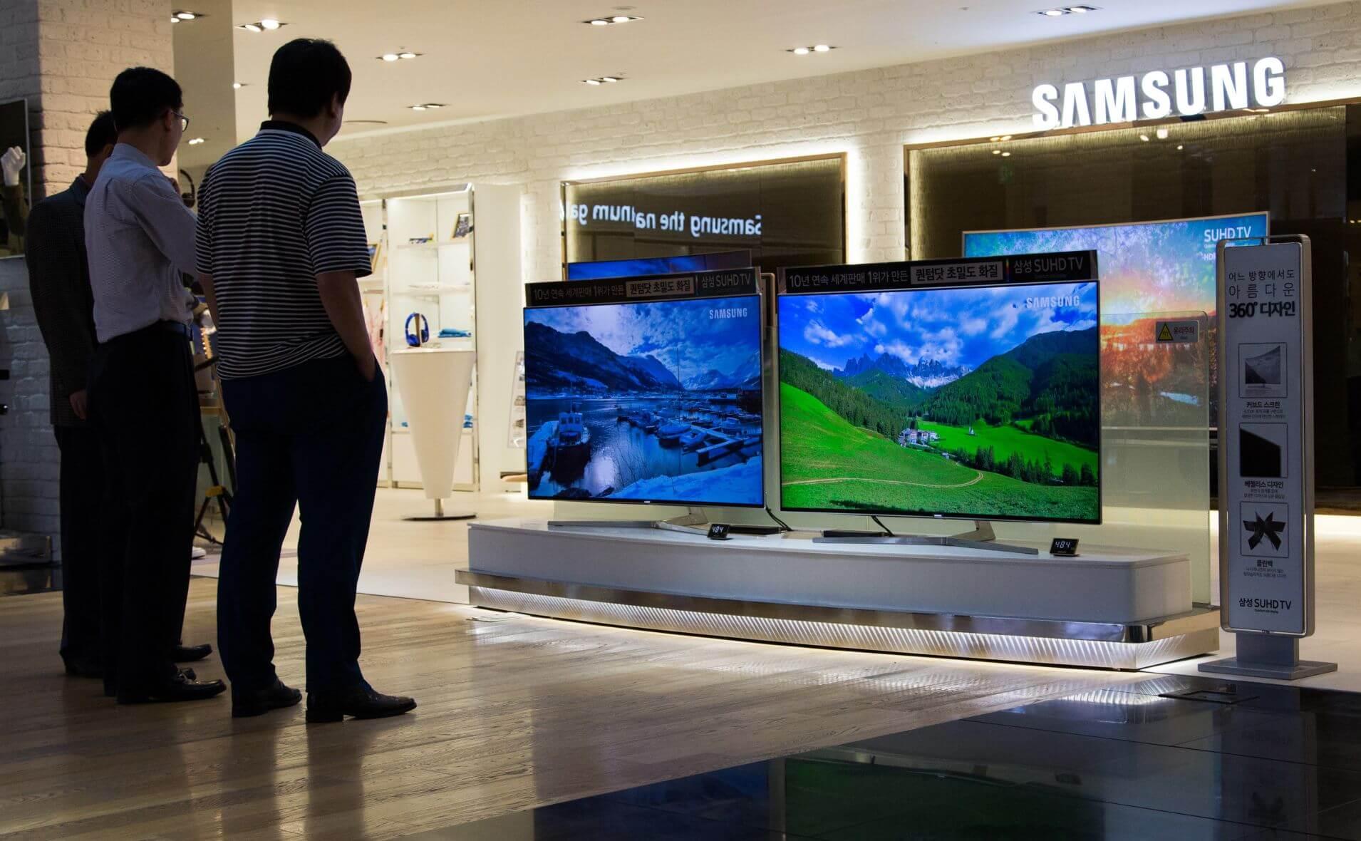 104332232 Samsung Smart TV - Smart TV's da Samsung ganharão suporte ao Google Assistente