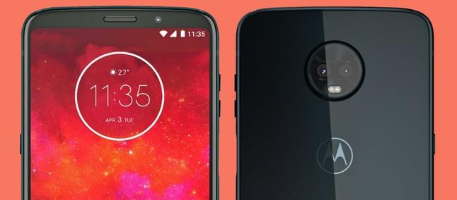 Câmera do Moto Z3 Play,, um dos melhores smartphones de 2018