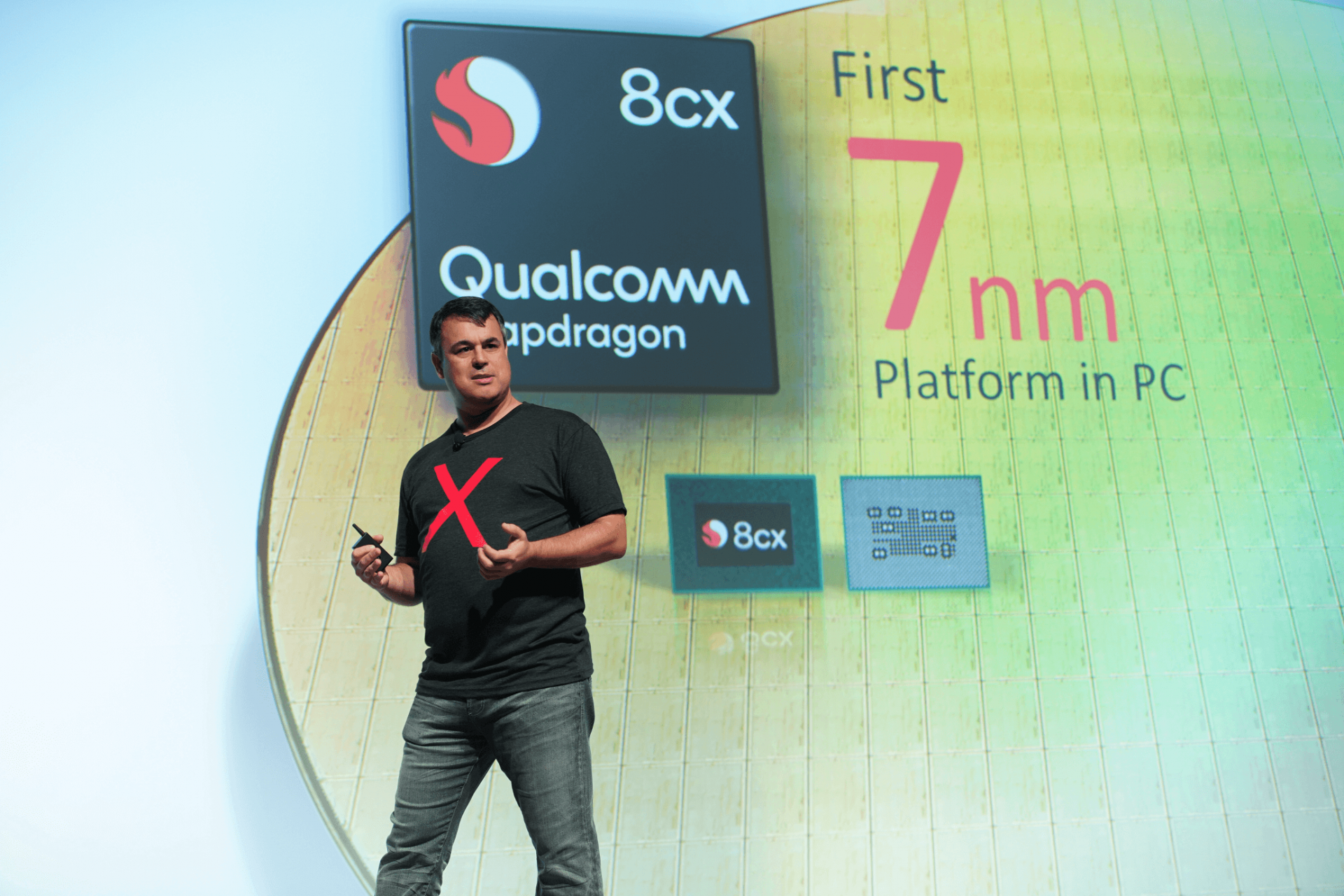 Snapdragon 8cx é o novo processador da Qualcomm para PCs com Windows