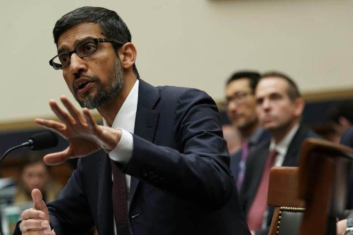Sundar Pichai, presidente do Google