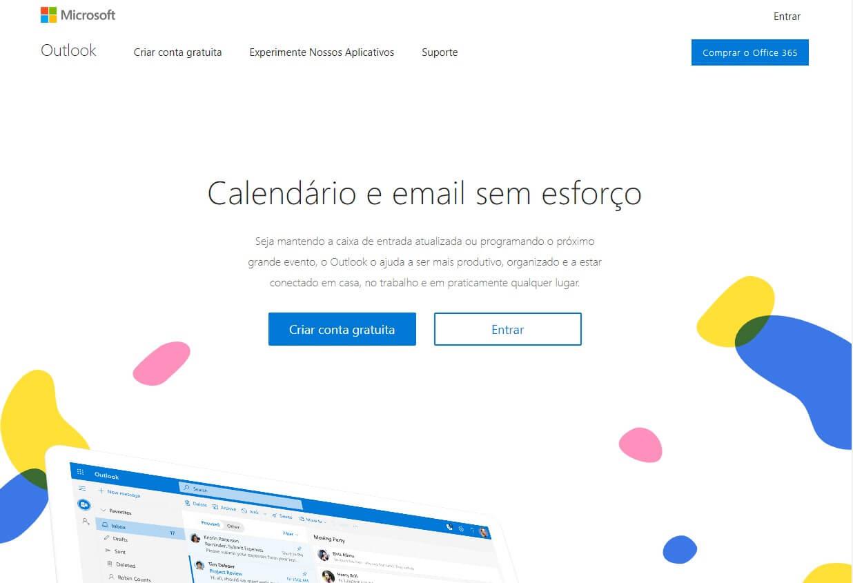 Anotação 2018 12 13 125825 - Como criar um e-mail no Gmail, Hotmail, Outlook, e outros serviços