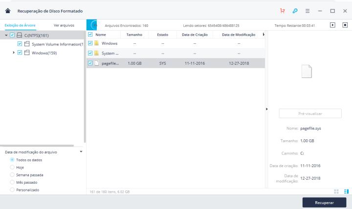Captura de Tela 65 1 720x429 - Saiba como recuperar arquivos deletados de seu computador com o Recoverit