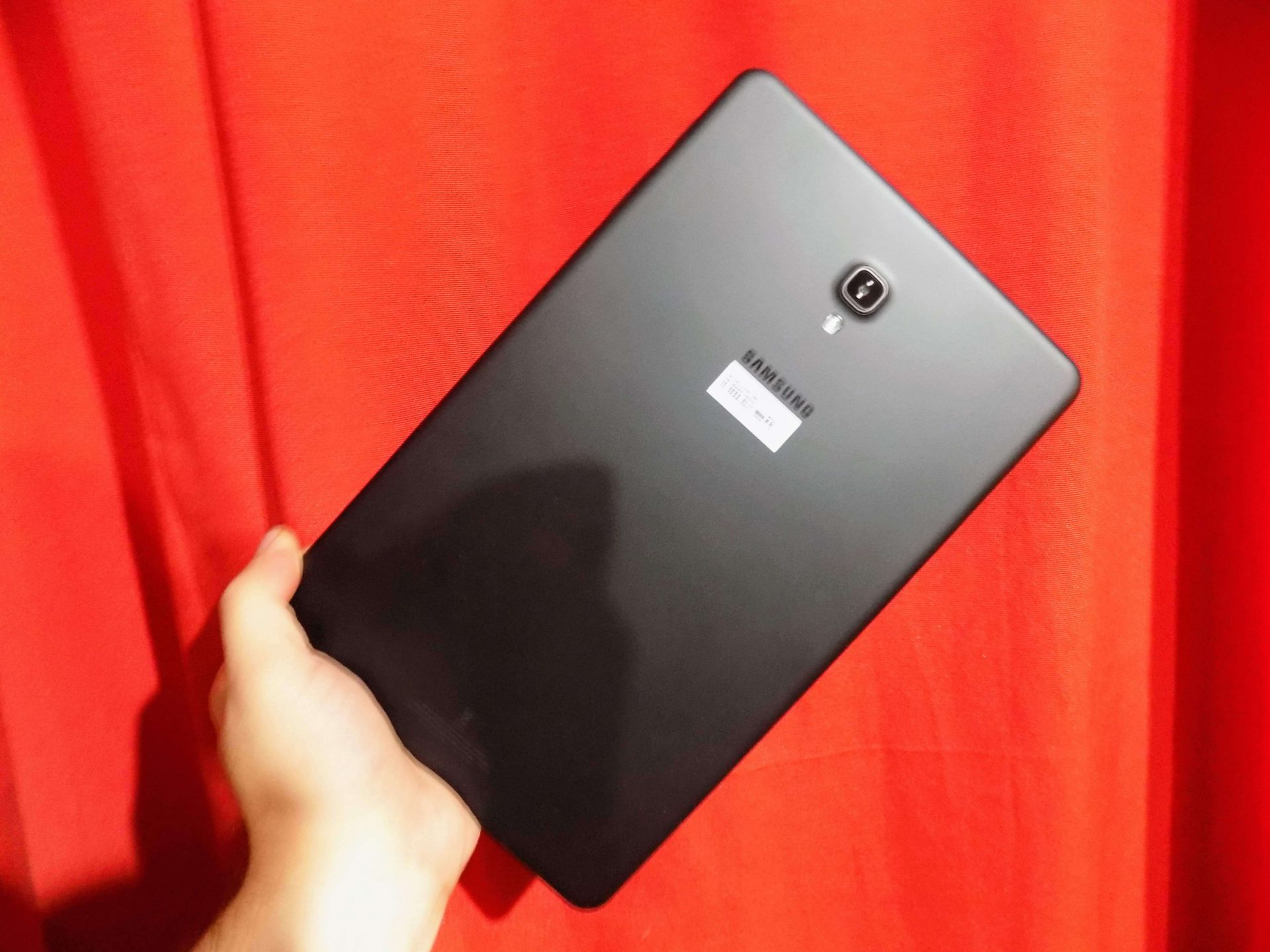 DSCN0168 - Review: Samsung Galaxy Tab A, o tablet perfeito para uso no dia-a-dia