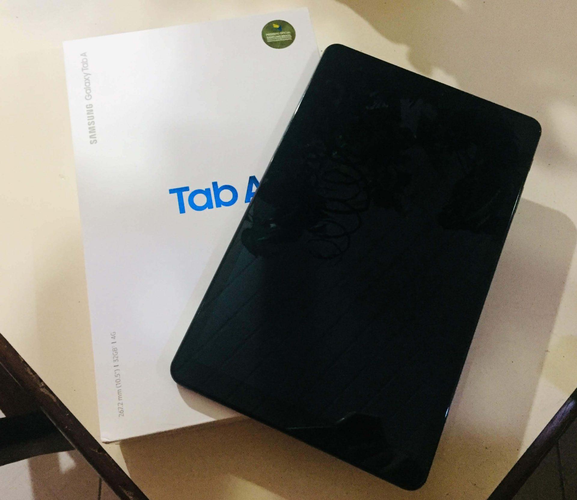 IMG 1190 - Review: Samsung Galaxy Tab A, o tablet perfeito para uso no dia-a-dia
