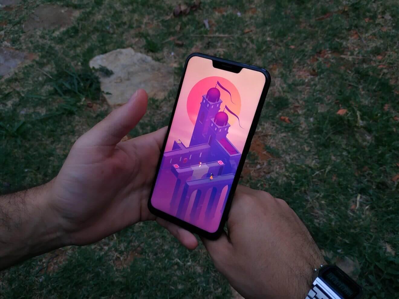 Zenfone 5Z, um dos melhores smartphones de 2018