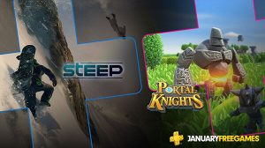 PS Plus Jan 2019