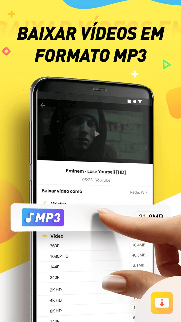PT Download as MP3 - Snaptube: descubra como fazer streaming de vídeos no Android
