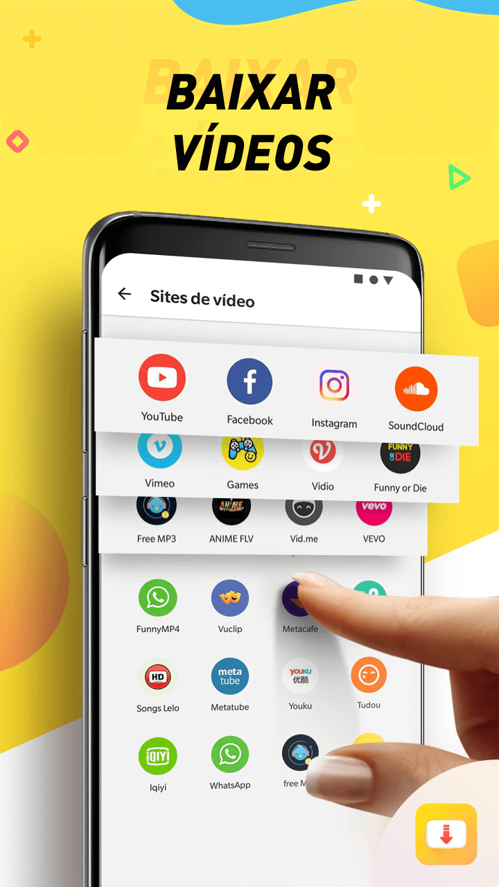 PT Multi sites - Snaptube: descubra como fazer streaming de vídeos no Android