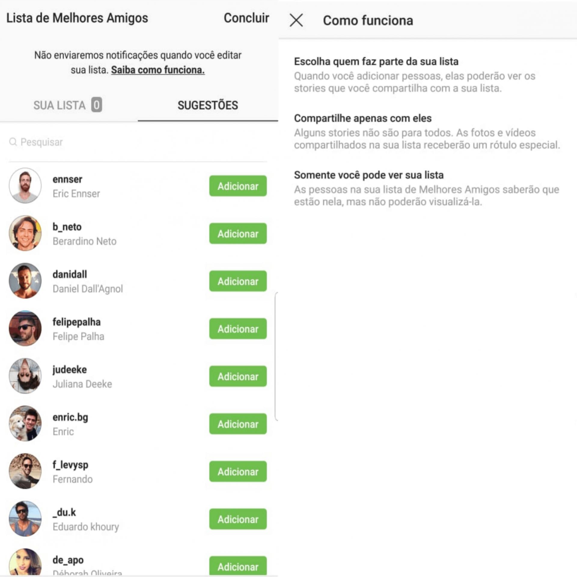 PicsArt 12 02 06.34.44 - Tutorial: como criar sua lista de melhores amigos no Instagram Stories