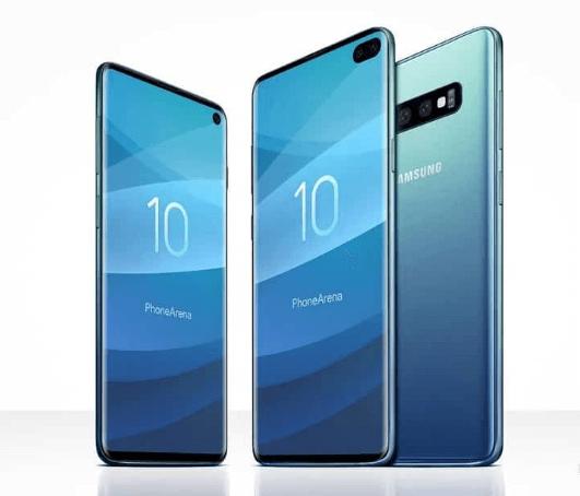 Selection 012 - Samsung Galaxy S10: Vazam imagens do novo smartphone