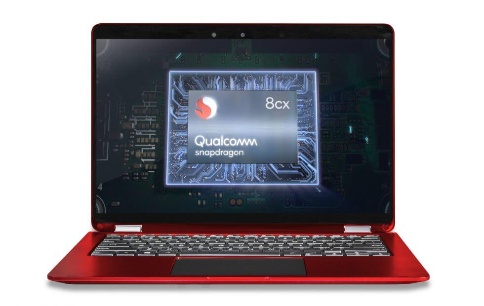 Snapdragon 8cx Reference Design Front 980x620 - Snapdragon 8cx é o novo processador da Qualcomm para PCs com Windows