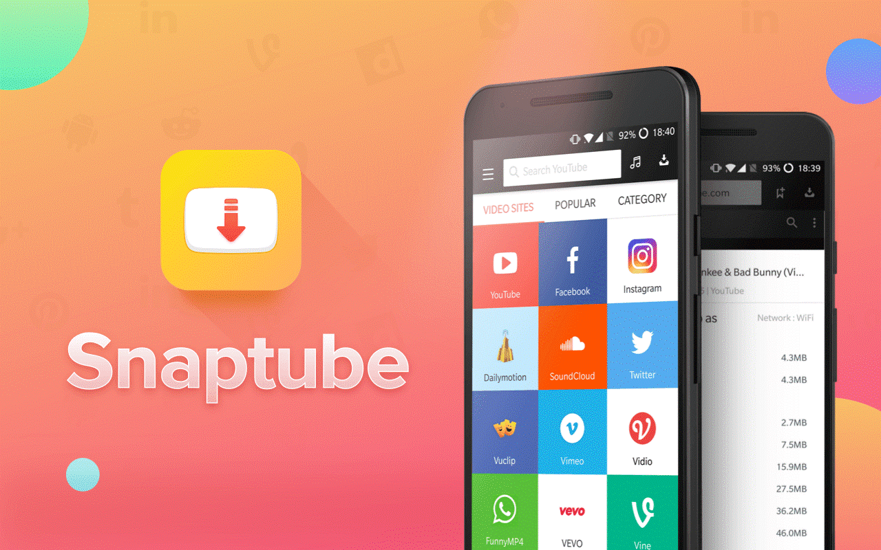Snaptube - Snaptube: descubra como fazer streaming de vídeos no Android