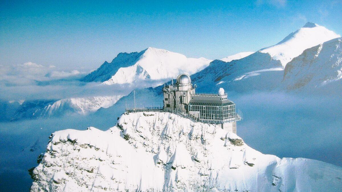 The Sphinx Observatory - Prédios remotos: conheça as construções mais escondidas do mundo