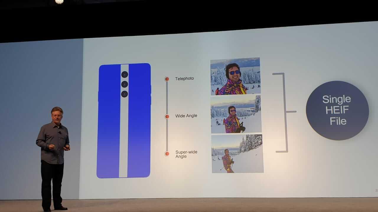 Funcionalidades de câmera do novo processador da Qualcomm, o Snapdragon 855