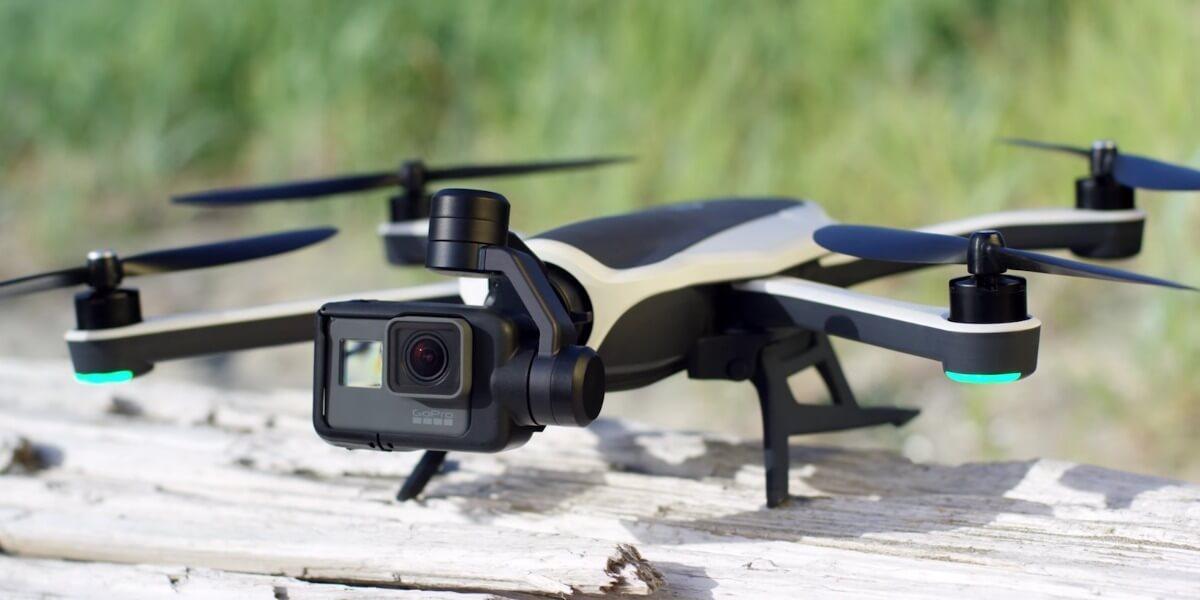 Drone Karma,um dos produtos e serviços que foram descontinuados em 2018