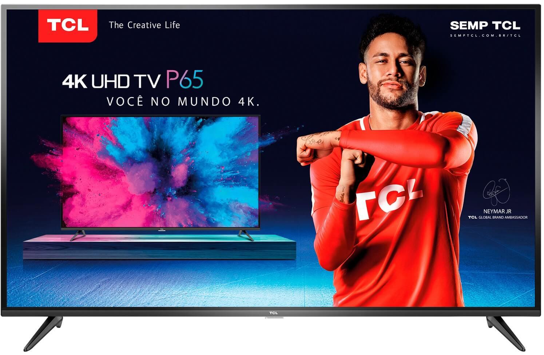 Review: smart tv tcl p65 é uma boa porta de entrada para o mundo 4k. Em mais uma análise, descubra se a smart tv 4k tcl p65 é realmente uma compra válida