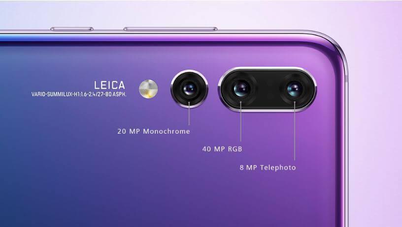 Huawei P20 Pro, um dos melhores smartphones de 2018
