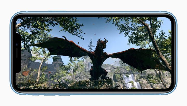 Review: iPhone XR - The Elder Scrolls Blade