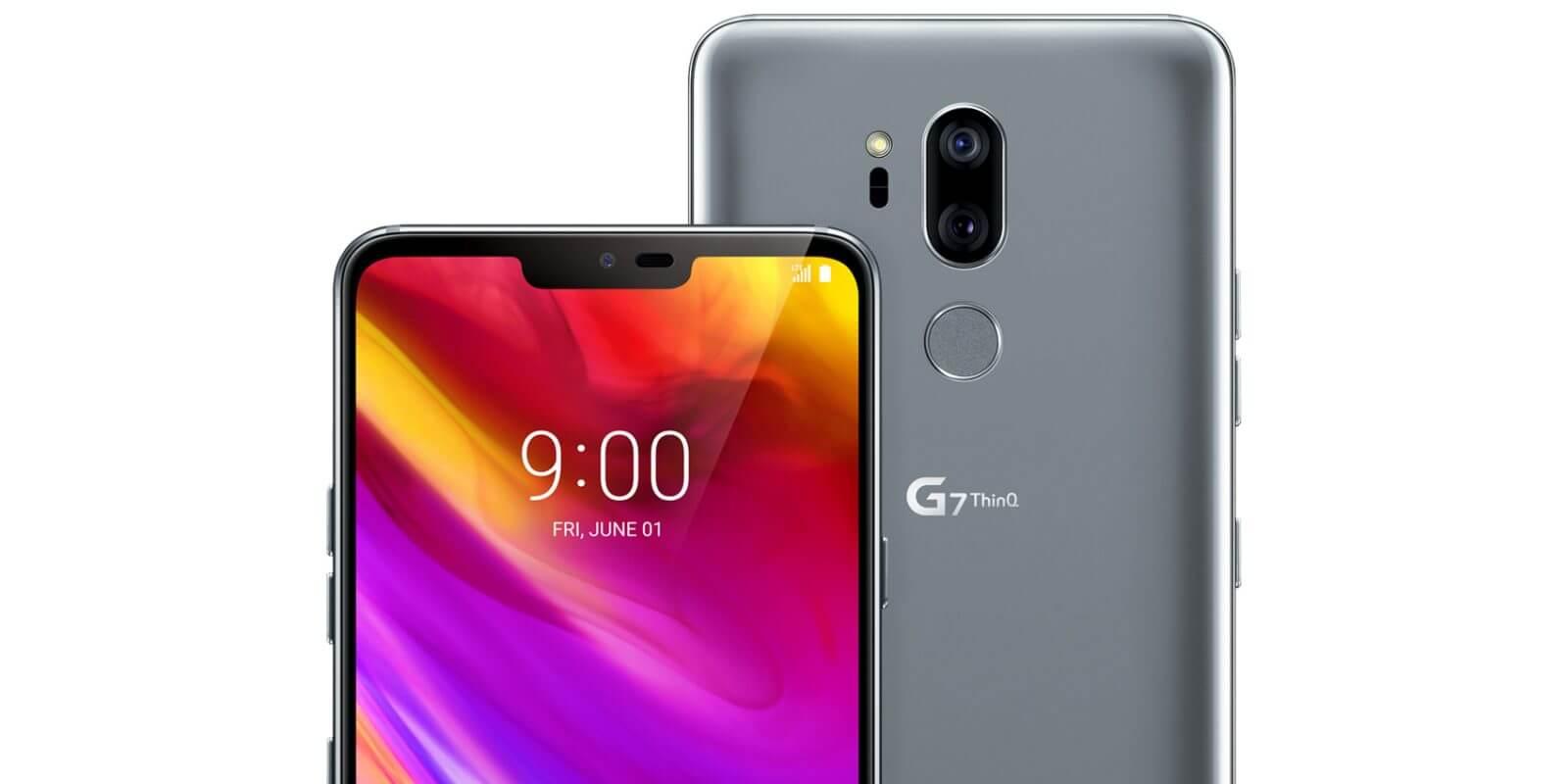 LG G7 ThinQ,, um dos melhores smartphones de 2018