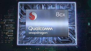 qualcom snapdragon 8cx chip render.0 300x168 - Snapdragon 8cx é o novo processador da Qualcomm para PCs com Windows