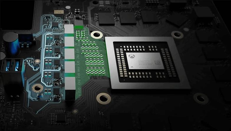 Arquitetura interna do novo Xbox Scarlett